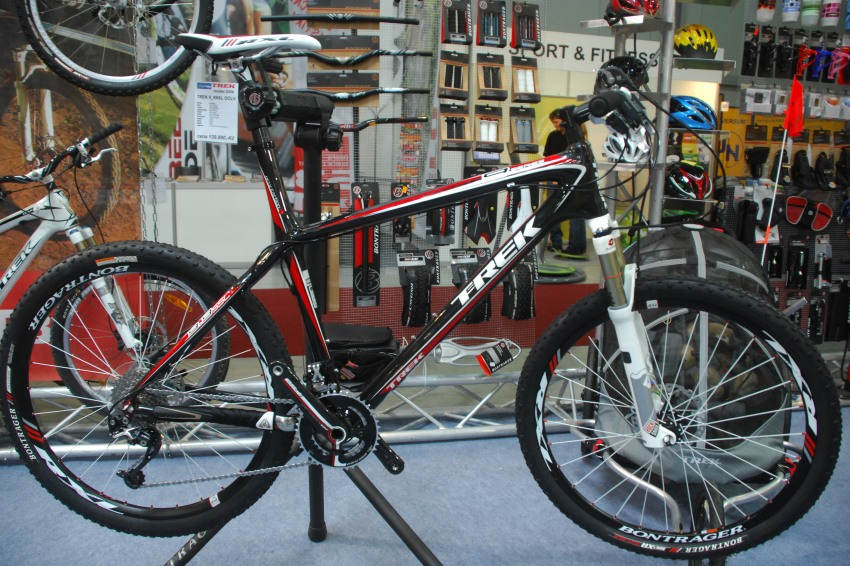 Sport Prague 2009: Trek 9.9 SSL