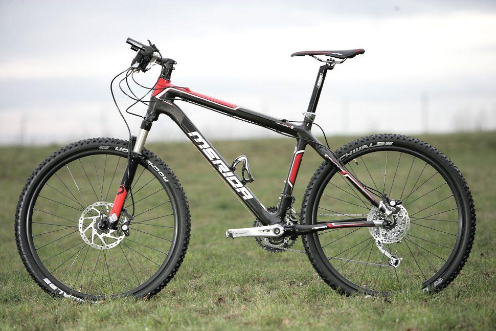 Merida Carbon FLX 3500-D preview
