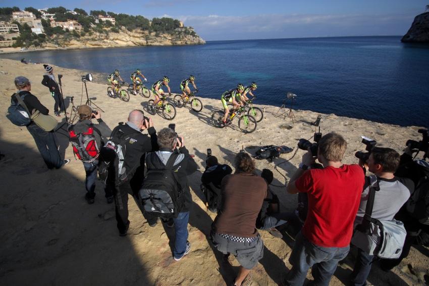 Multivan Merida Biking Team 2009