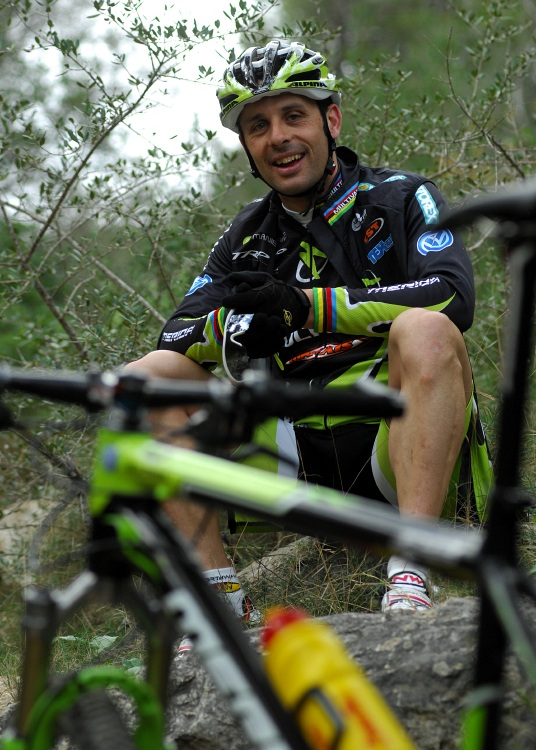 Multivan Merida Biking Team 2009: Jose Antonio Hermida