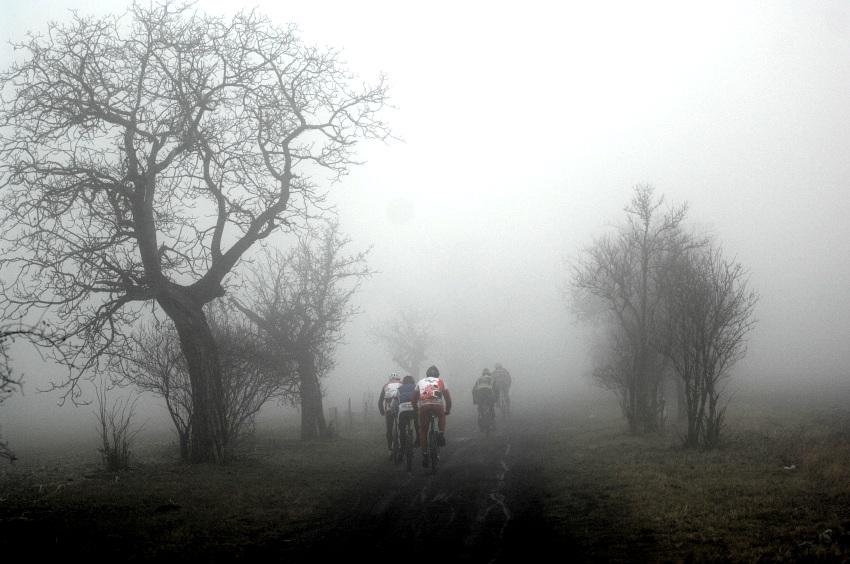 1. Zimní pražský MTB maraton '09