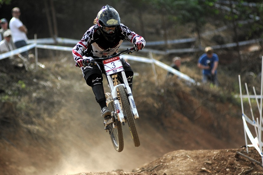 SP DH #1 2009 - Pietermaritzburg /RSA/: Tracy Moseley