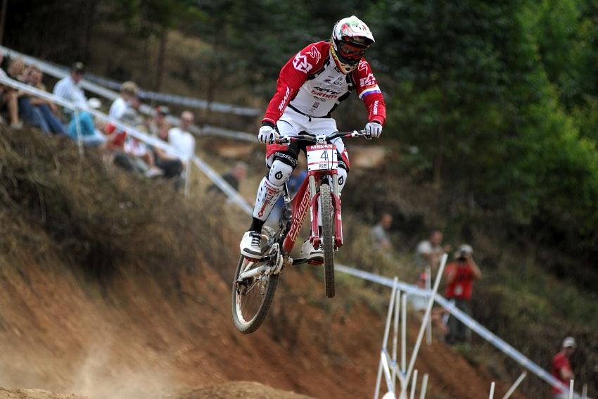SP DH #1 2009 - Pietermaritzburg /RSA/: Steve Peat