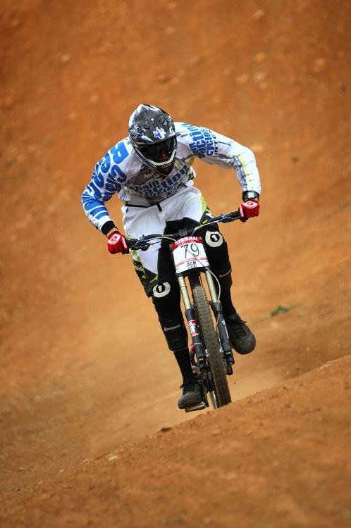 SP DH #1 2009 - Pietermaritzburg /RSA/: Daniel Critchlow