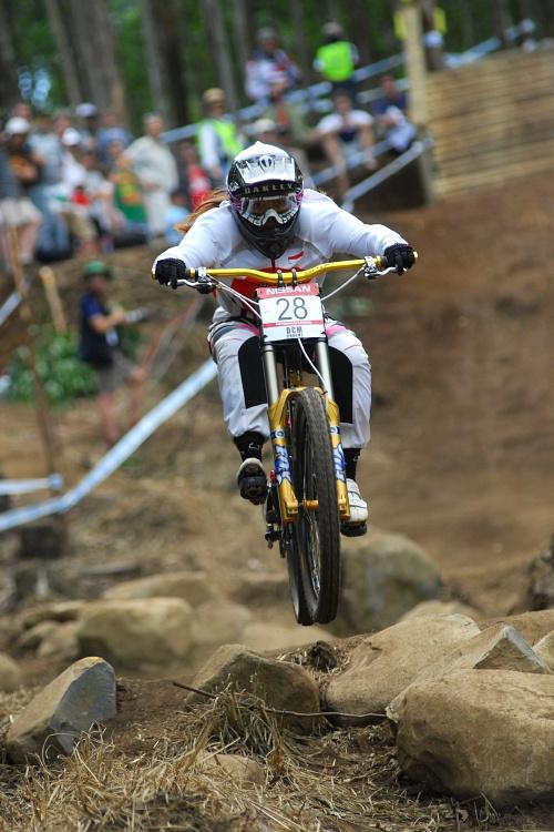 SP DH #1 2009 - Pietermaritzburg /RSA/: Risa Suseanty