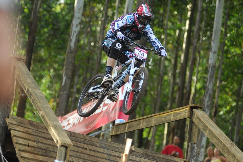 SP DH #1 2009 - Pietermaritzburg /RSA/: Dan Atherton