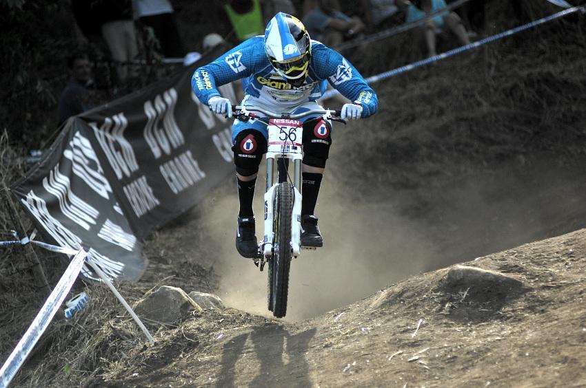 SP DH #1 2009 - Pietermaritzburg /RSA/: Duncan Riffle