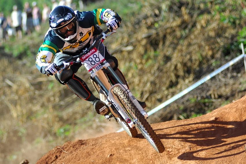 SP DH #1 2009 - Pietermaritzburg /RSA/: druh� Michael Hannah