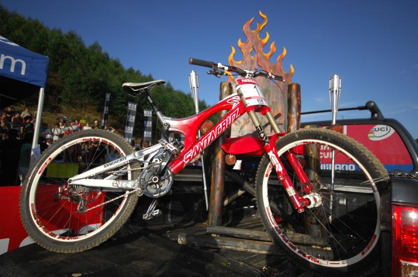 SP DH #1 2009 - Pietermaritzburg /RSA/: Gregův Santa