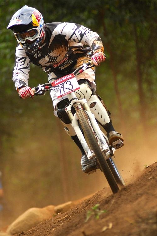 SP 4X #1 2009 - Pietermaritzburg /RSA/: Jill Kintner nejrychlejší v kvalifikaci