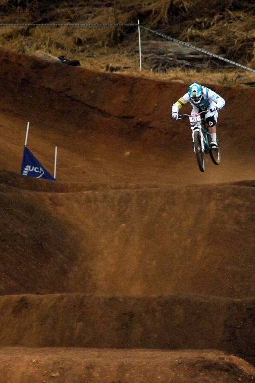 SP 4X #1 2009 - Pietermaritzburg /RSA/: Jared Graves