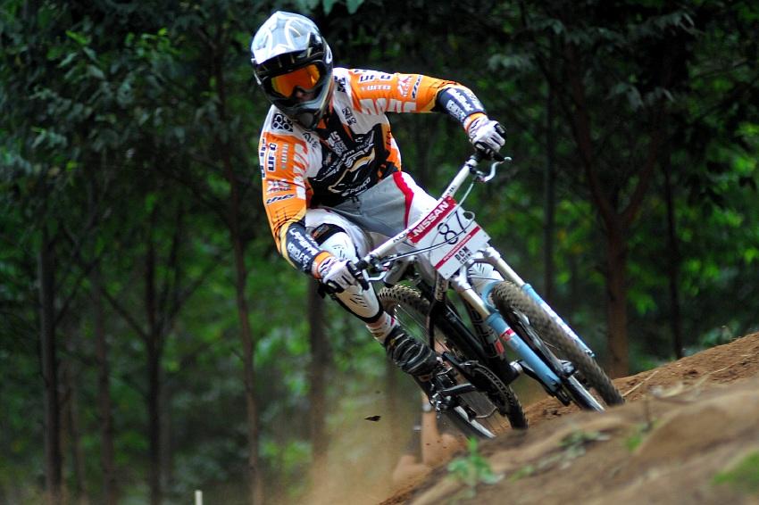 SP 4X #1 2009 - Pietermaritzburg /RSA/: Přemek Tejchman