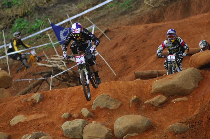 SP 4X #1 2009 - Pietermaritzburg /RSA/: Michal Prokop v osmifinále