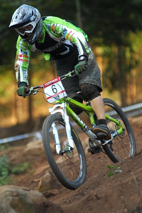 SP 4X #1 2009 - Pietermaritzburg /RSA/: Kamil Tatarkovič nepostupuje