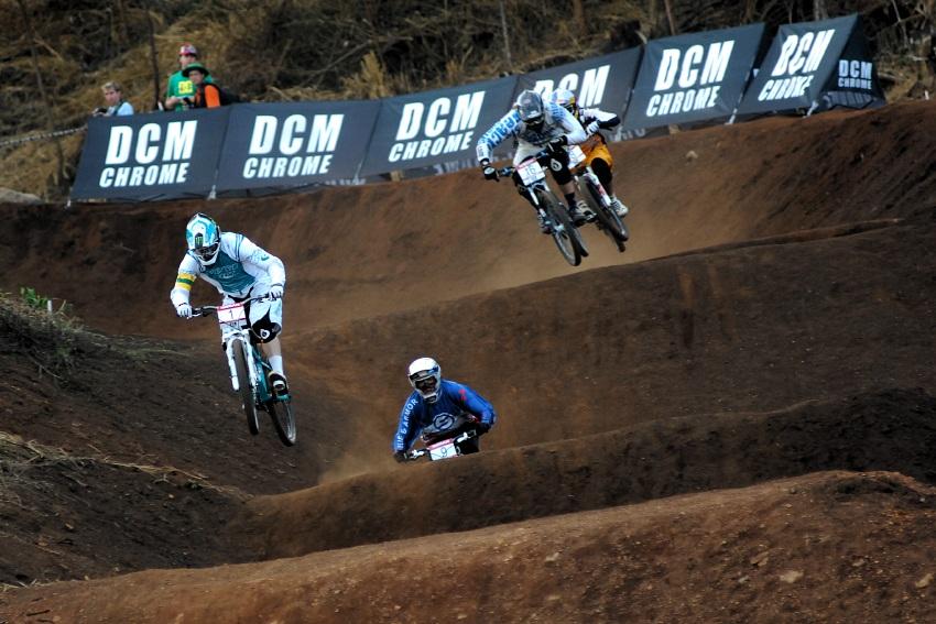 SP 4X #1 2009 - Pietermaritzburg /RSA/: Jared Graves pořád první