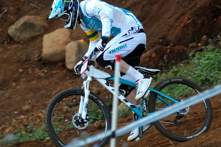 SP 4X #1 2009 - Pietermaritzburg /RSA/: Jared Graves