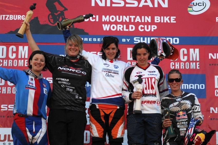 SP 4X #1 2009 - Pietermaritzburg /RSA/: nejlepší ženy