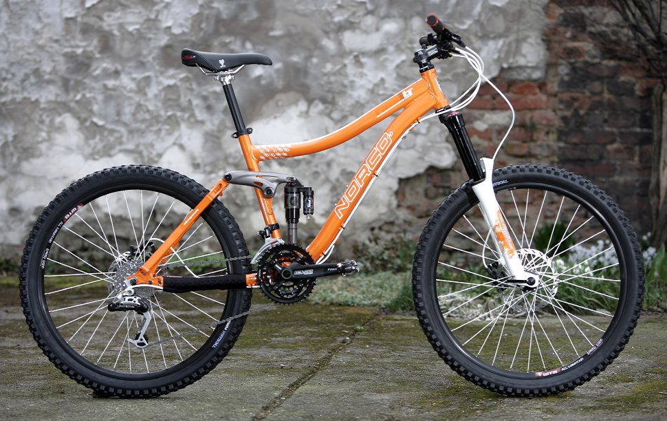 Norco Fluid LT Three 2009 preview