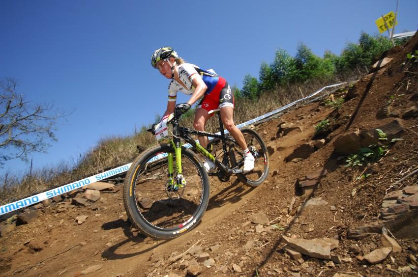 SP XC #1 2009 - Pietermaritzburg /RSA/: Irina Kalentieva