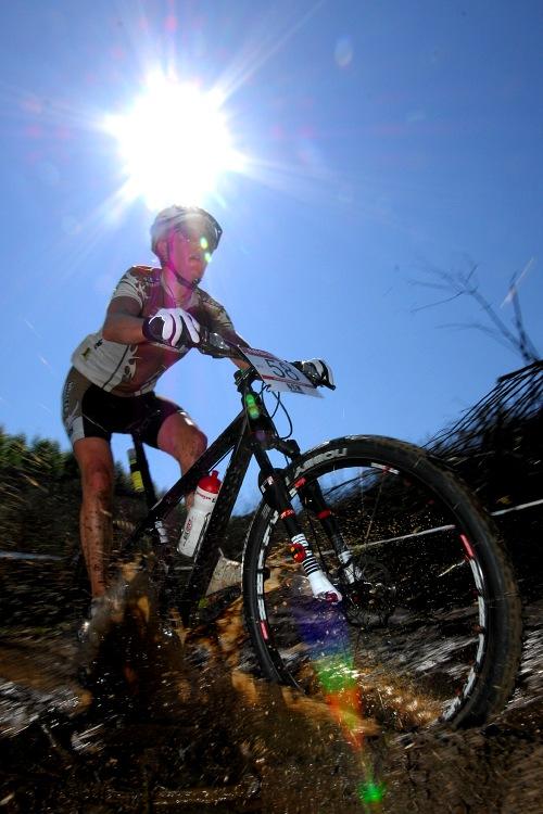 SP XC #1 2009 - Pietermaritzburg /RSA/: Esther Suss