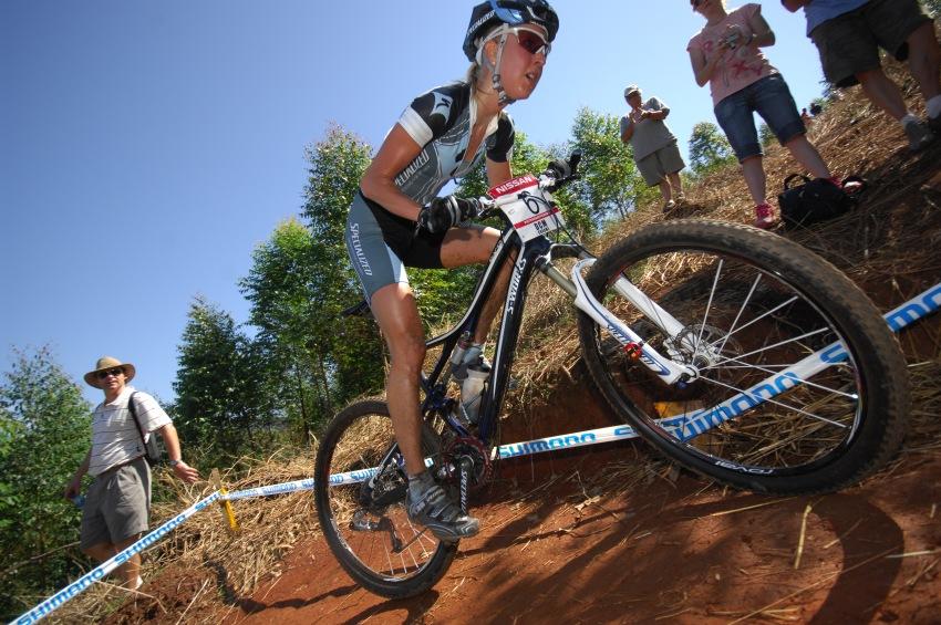 SP XC #1 2009 - Pietermaritzburg /RSA/: Lene Byberg