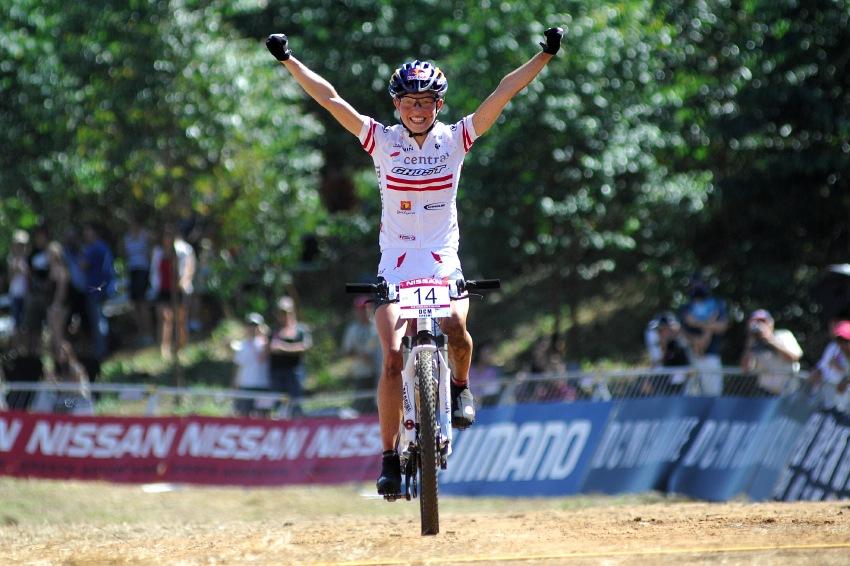 SP XC #1 2009 - Pietermaritzburg /RSA/: Lisi Osl vítězí
