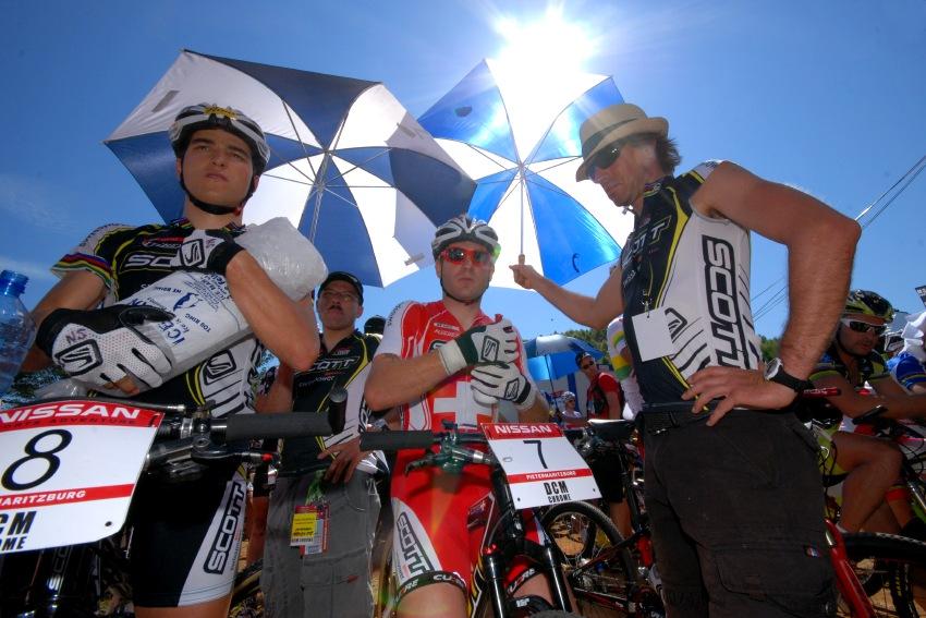 SP XC #1 2009 - Pietermaritzburg /RSA/: Swisspower