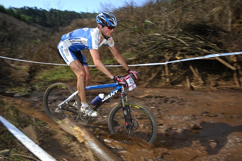 SP XC #1 2009 - Pietermaritzburg /RSA/: Jan Škarnitzl