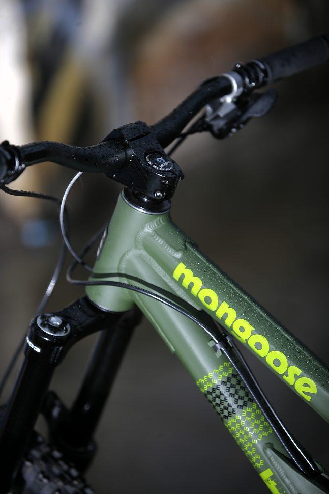 Mongoose Pinn'r Foreman 2009 preview
