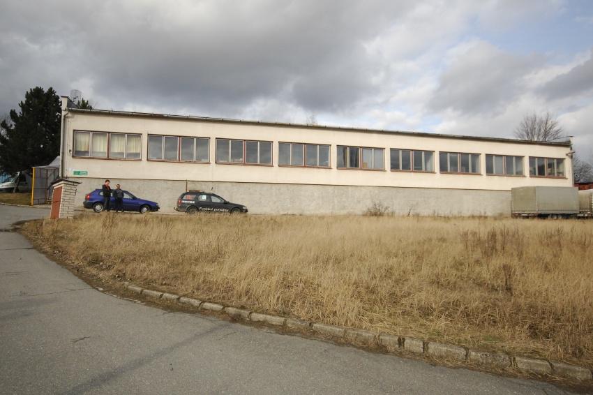 Moose: sídlo firmy v Třebíči