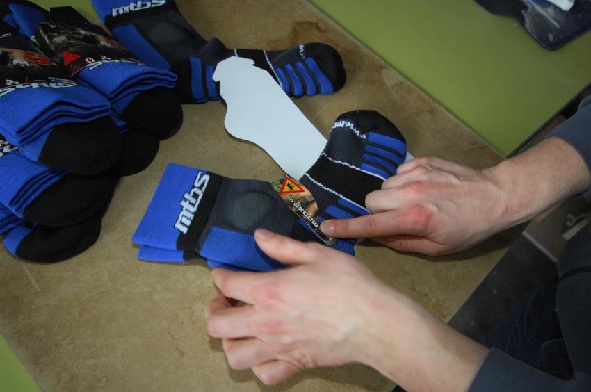 Moose: balení do krabiček