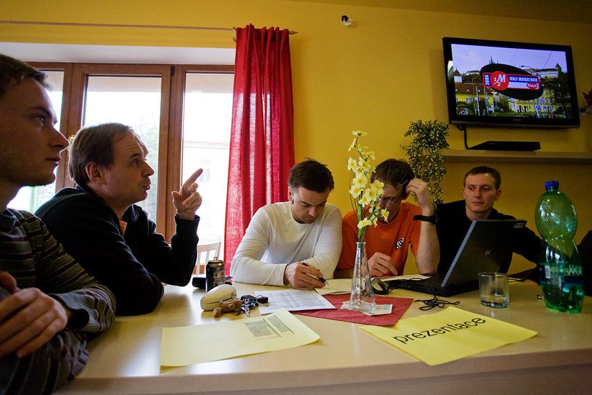 Kolo pro �ivot - Radegast Birell Virtual Maraton 28.3. 2009, Liberec. Foto: MIlo� Lubas