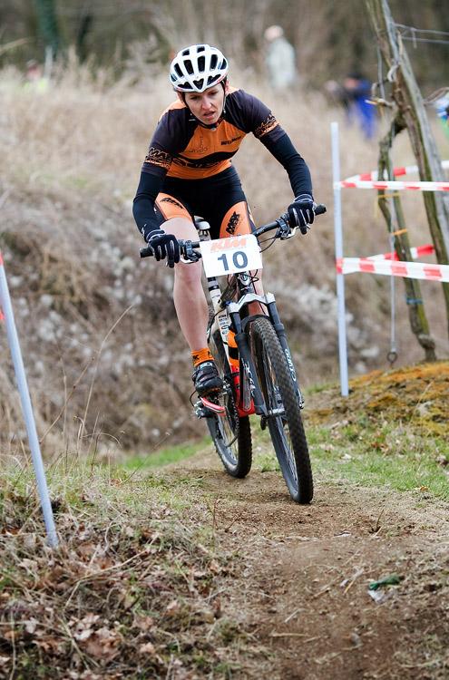 Kamptal-Klassik-Trophy, Langenlois /AUT/ - Šárka Chmurová, 29.3. 2009, foto: Miloš Lubas
