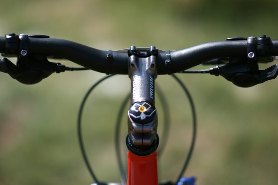 Specialized FSR XC Expert 2009 preview