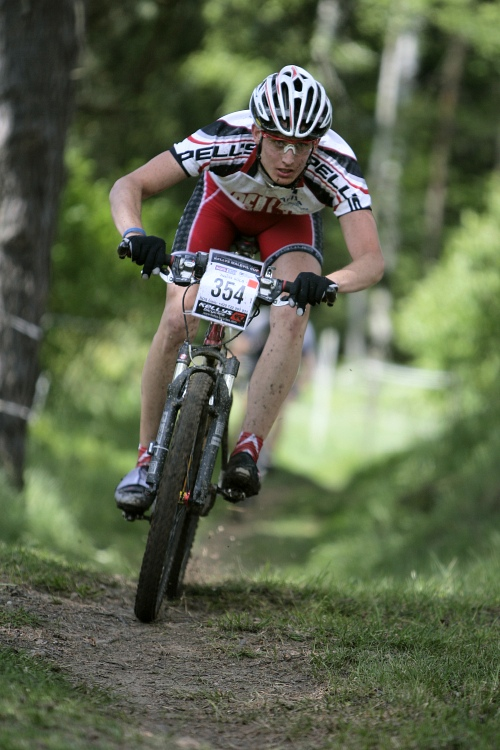 Kelly's Malevil Cup 2009 - ČP XCM #2: