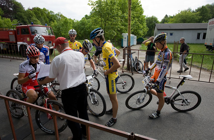 Maja Wloszczowska MTB Race - Jelenia G�ra 9.5. 2009
