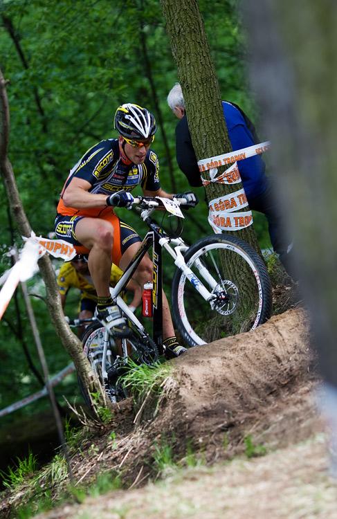 Maja Wloszczowska MTB Race - Jelenia Góra 9.5. 2009 - Lukáš Sáblík - vyjede to???