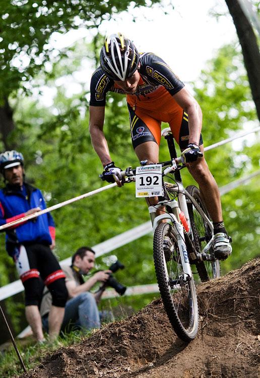 Maja Wloszczowska MTB Race - Jelenia Góra 9.5. 2009 - Filip Eberl