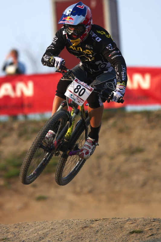 Nissan UCI MTB World Cup 4X #2 - Houfalize /BEL/ 1.-2. 5. 2009 - Michal Prokop