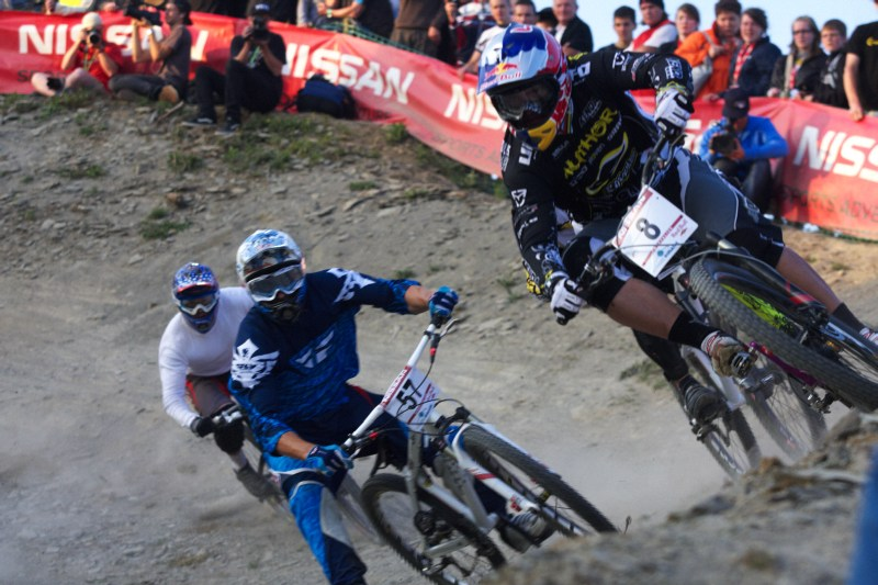 Nissan UCI MTB World Cup 4X #2 - Houfalize /BEL/ 1.-2. 5. 2009 - Michal Prokop
