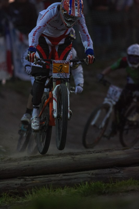 Nissan UCI MTB World Cup 4X #2 - Houfalize /BEL/ 1.-2. 5. 2009 - Anneke Beerten