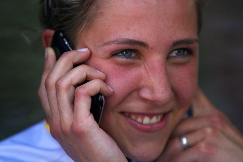 Nissan UCI MTB World Cup XC #3 - Houffalize 2.-3.5. 2009 - Mona Eiberweiser