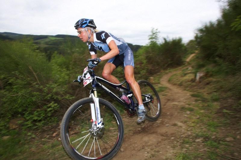 Nissan UCI MTB World Cup XC #3 - Houffalize 2.-3.5. 2009 - Lene Byberg