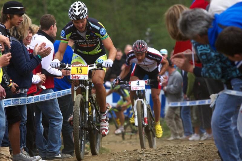 Nissan UCI MTB World Cup XC #3 - Houffalize 2.-3.5. 2009 - Ralph Näf