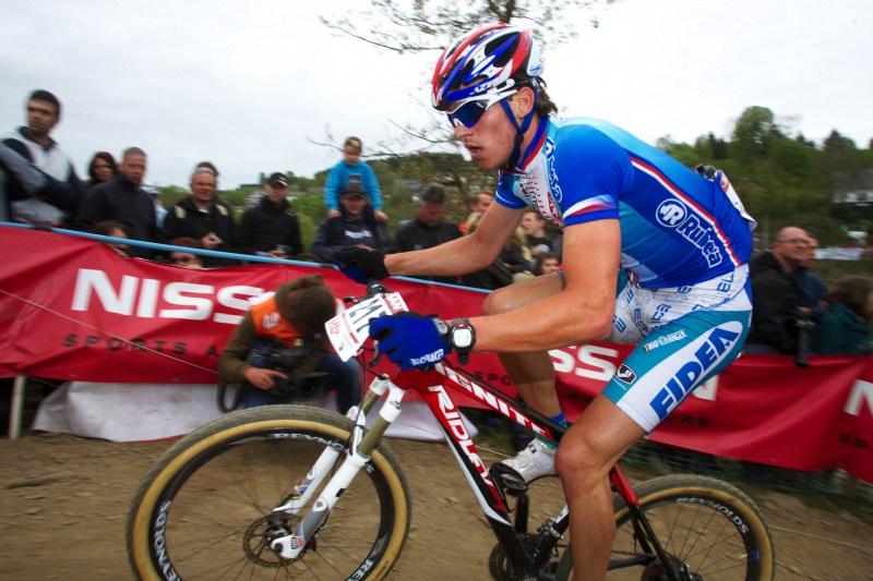 Nissan UCI MTB World Cup XC #3 - Houffalize 2.-3.5. 2009 - Zdeněk Štybar