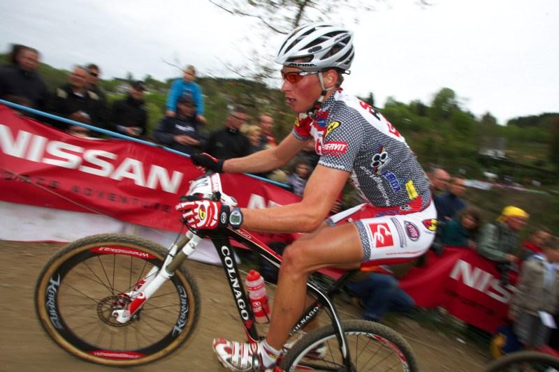 Nissan UCI MTB World Cup XC #3 - Houffalize 2.-3.5. 2009 - Matou� Ulman