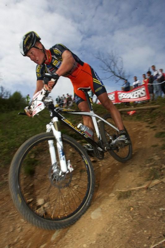 Nissan UCI MTB World Cup XC #3 - Houffalize 2.-3.5. 2009 - Filip Eberl