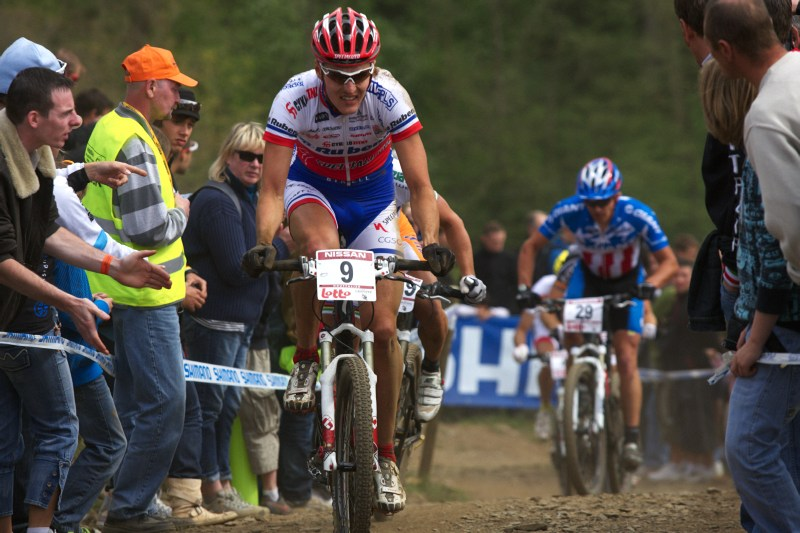 Nissan UCI MTB World Cup XC #3 - Houffalize 2.-3.5. 2009 - Jaroslav Kulhavý