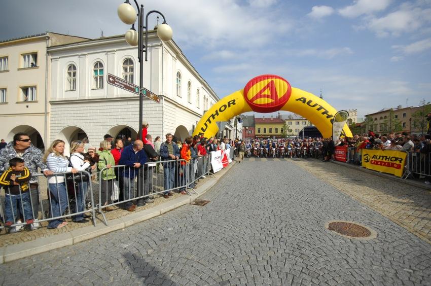 Author Šela Marathon 2009: start trati Classic 93 km