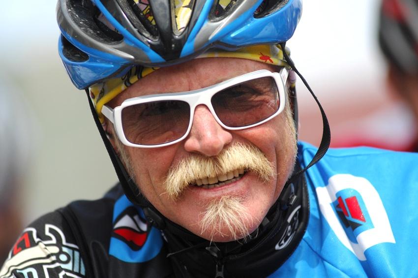 Author Šela Marathon 2009: Gary Fisher